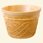 Small earth friendly Cup   234 p/ case  (6 oz)  (Item# FW-175)
